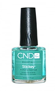 CND - Stickey Base Coat