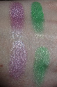 Essence Duo Eyeshadow 03 Dare It Swatches