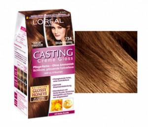 L'Oreal Casting Crème Gloss 734 Goudkoperblond