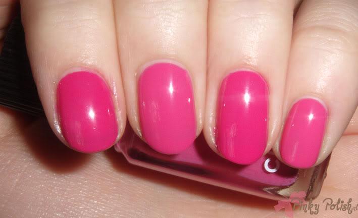 Chanel Riviera vs. Essence Flashy Pink