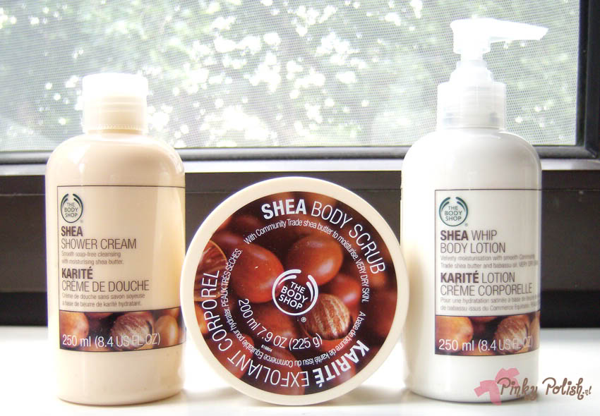 The Body Shop Shea-lijn