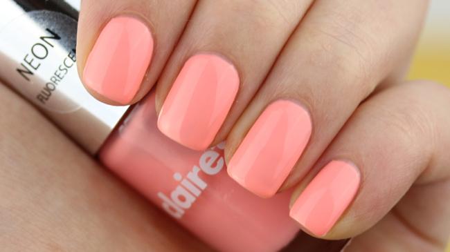 Claires Pastel Neons - 2