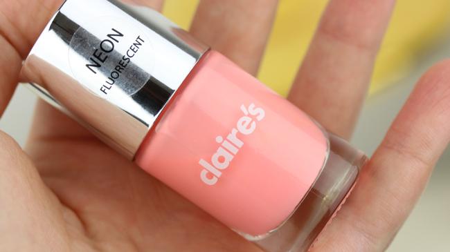 Claires Pastel Neons - 4