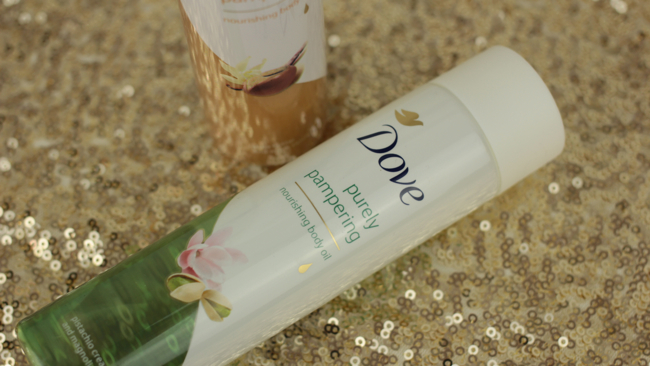 Dove Purely Pampering Nourishing Body Oils - 5