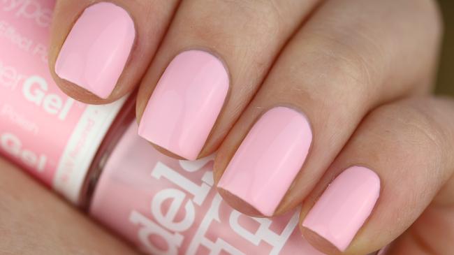 Models Own Pink Veneer HyperGel 3