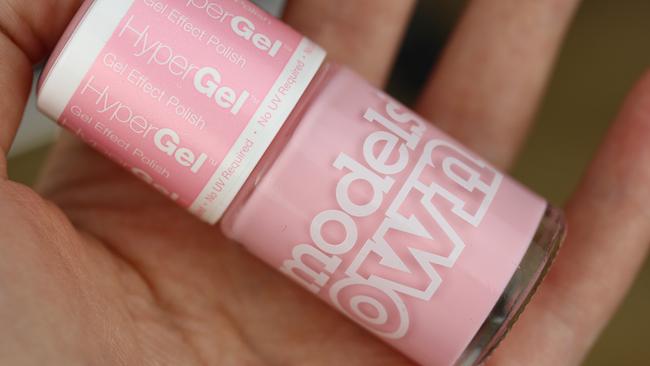 Models Own Pink Veneer HyperGel 4