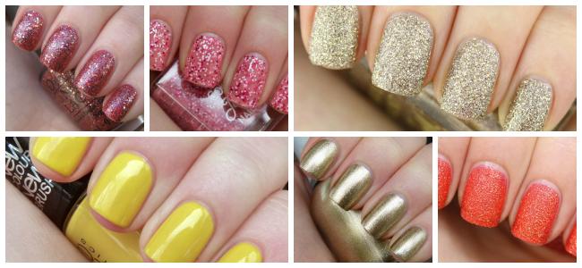 favoriete nagellakken