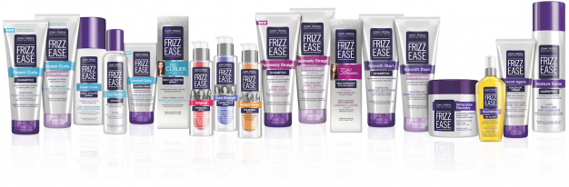 john frieda frizz ease line up