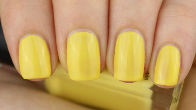 Barry M Lemon Ice - 1