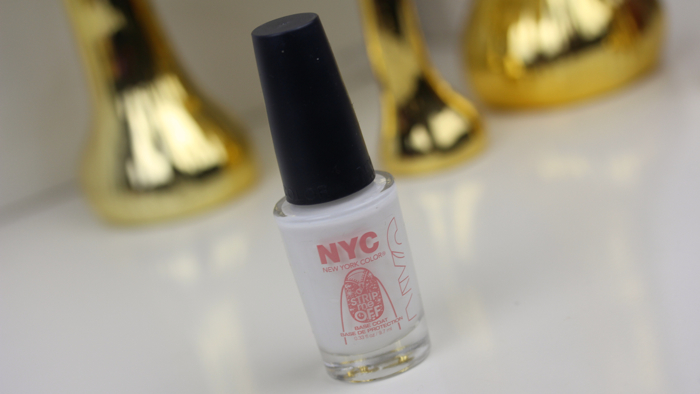 NYC Strip Me Off Basecoat - 2