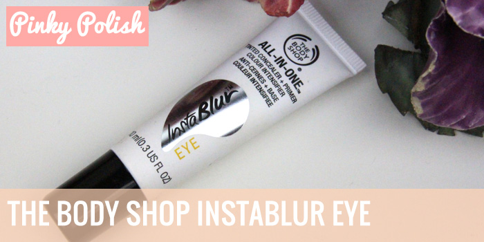 the body shop instablur eye