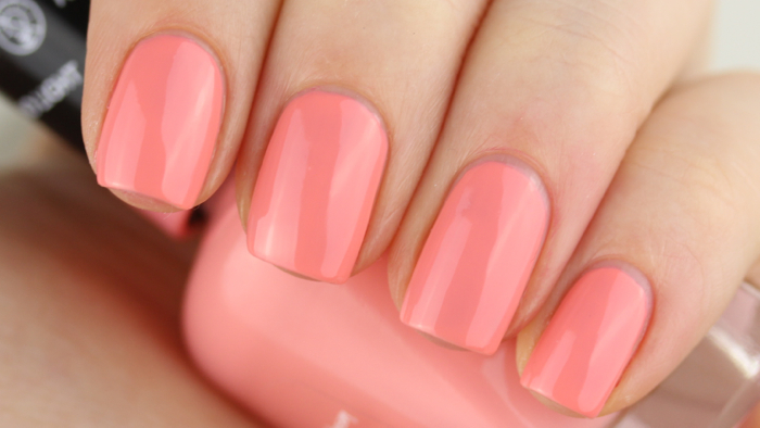 Sally Hansen Miracle Gel - Rose Riviter swatch