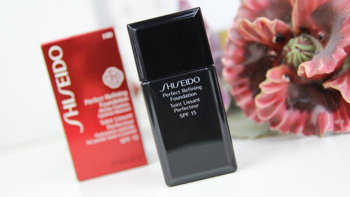 Shiseido Perfect Refining Foundation - 01