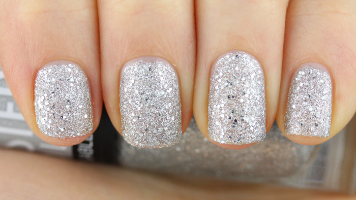 Gosh Frosted Silver - 1
