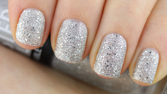 Gosh Frosted Silver - 2