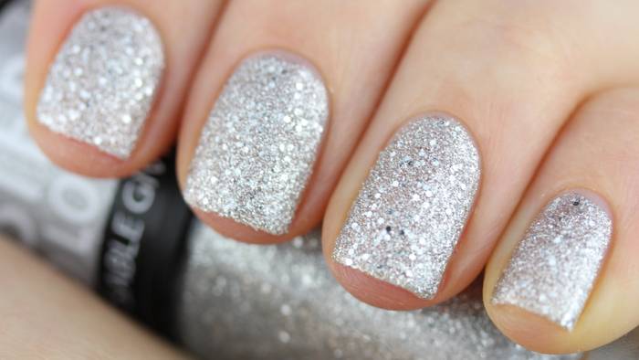 Gosh Frosted Silver - 3