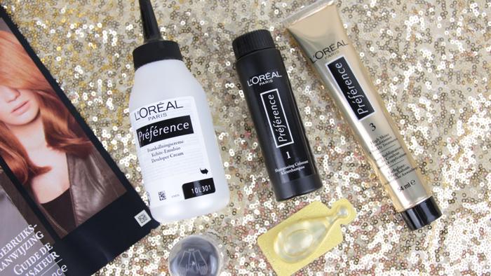 L'Oréal Préférence 6.35 - 4