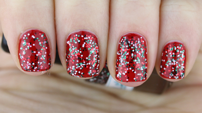 Let It Glitter Candy Cane - 1