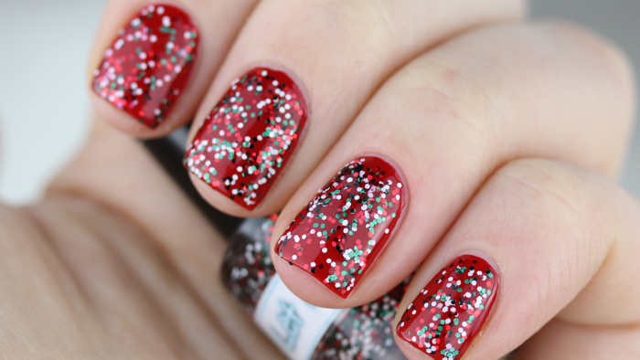 Let It Glitter Candy Cane - 3