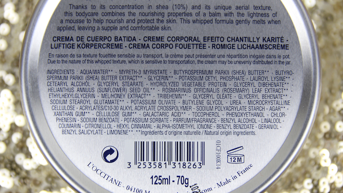 L'Occitane Shea Whipped collection 011