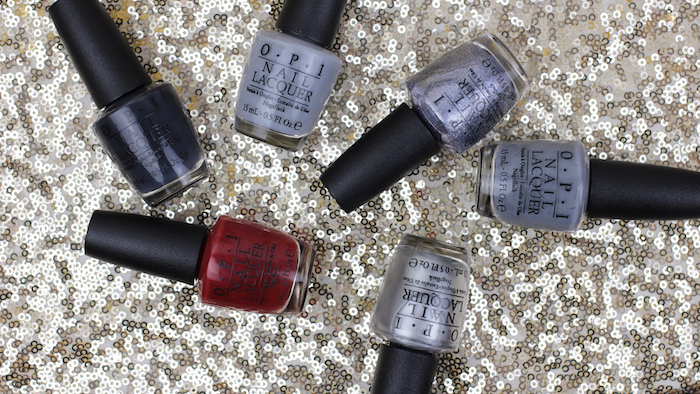 OPI 50 Shades of Grey collectie 001