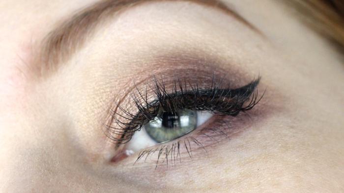 Wimpers en makeup - 2
