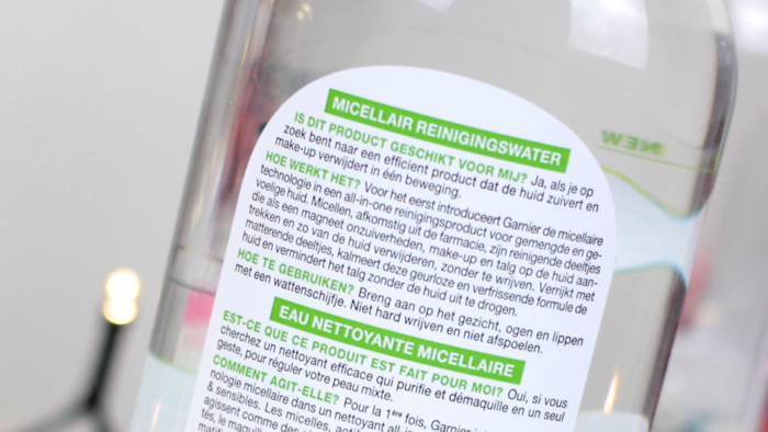 Garnier Micellair Reinigingswater Groen - 5