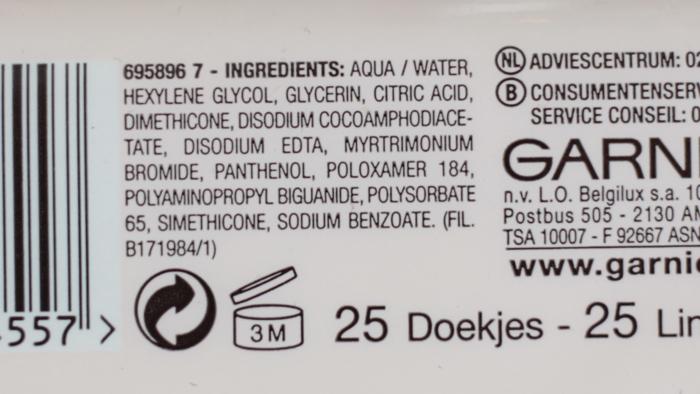Garnier Micellair Reinigingswater Groen - 7