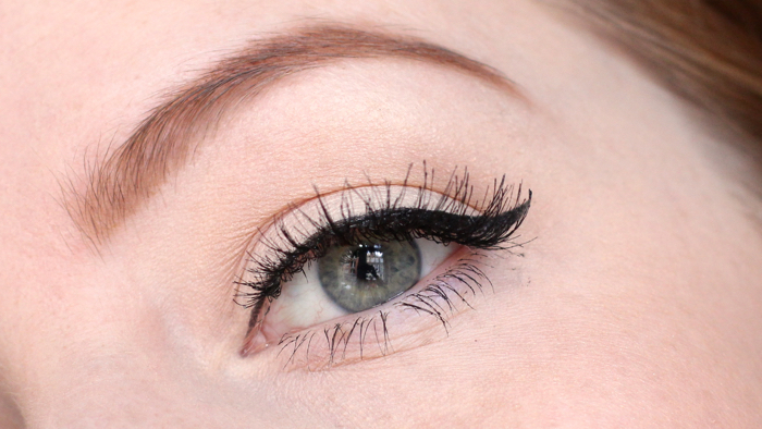 Wimpers na wimperextensions - 4