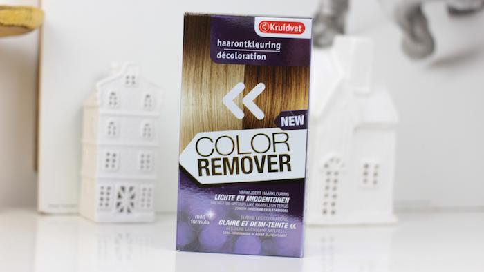 Kruidvat Color Remover Haarontkleuring 002