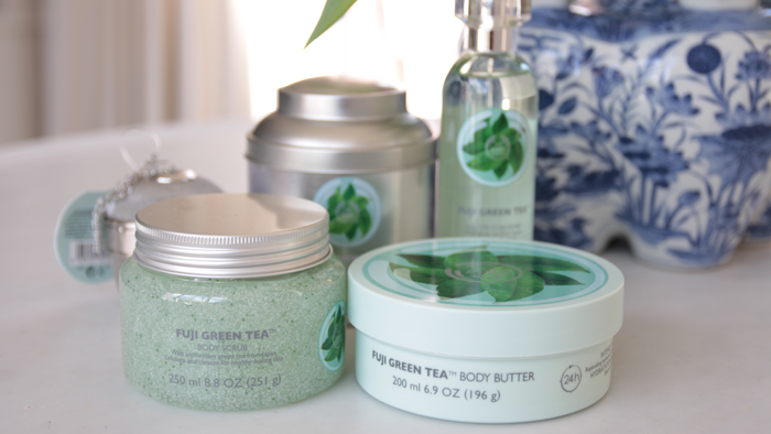The Body Shop Fuji Green Tea - 01