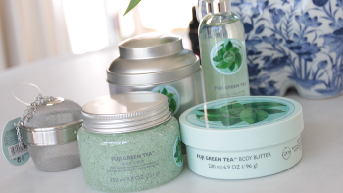 The Body Shop Fuji Green Tea - 02