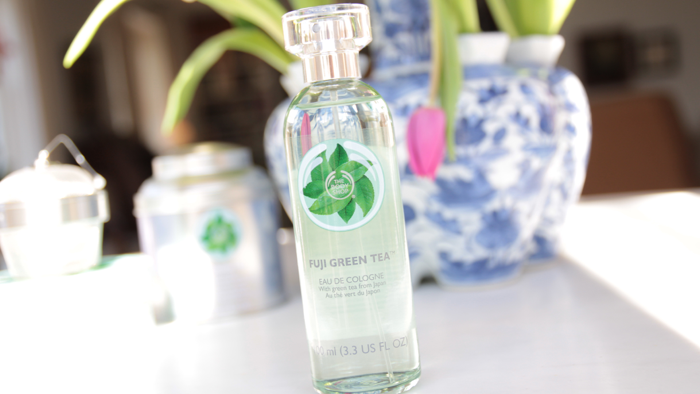 The Body Shop Fuji Green Tea - 05