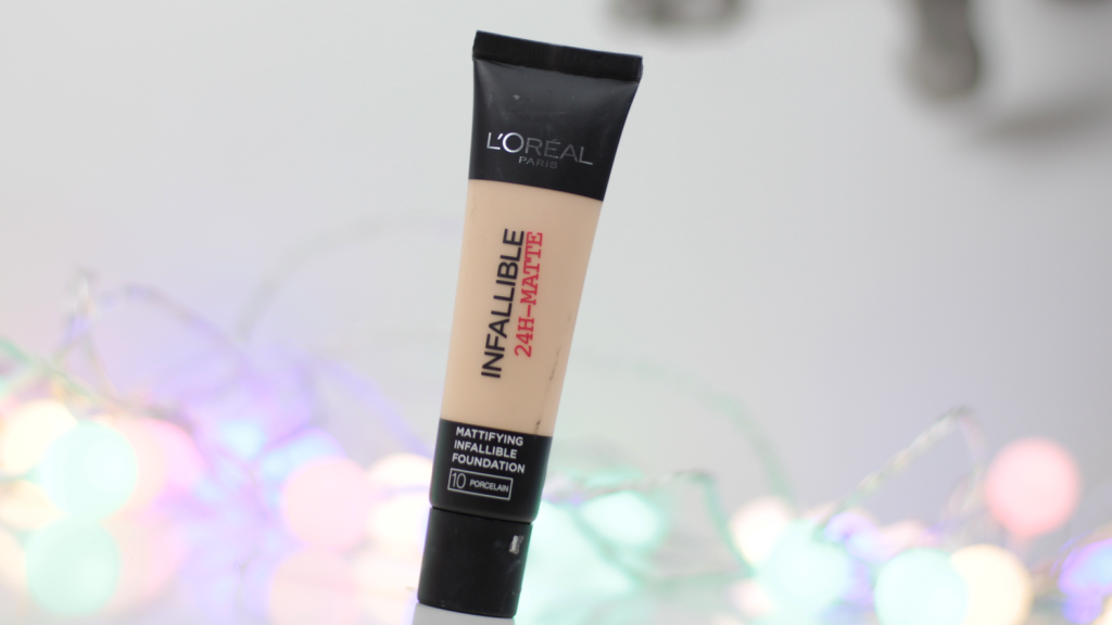 L'Oréal Infallible 24H Matte Foundation - 7 van 7