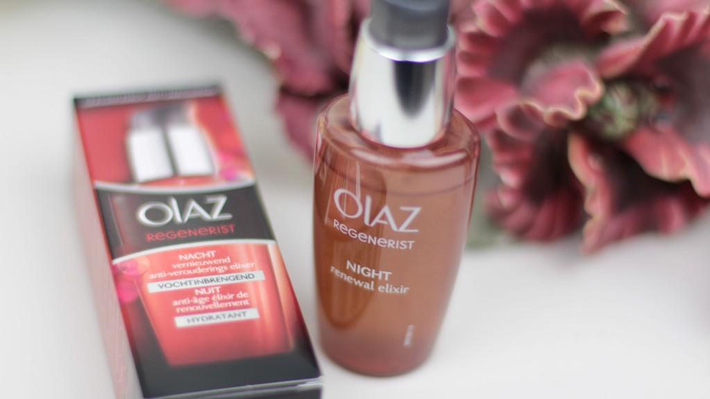 Olaz Night Renewal Elixer - 2