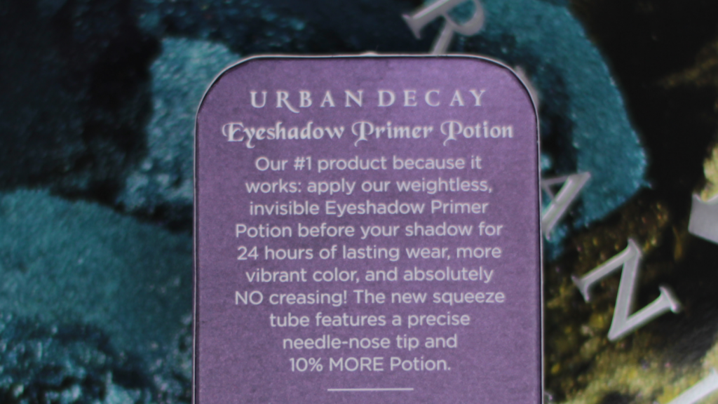 Urban Decay Eyeshadow Primer Potion - 2 van 9