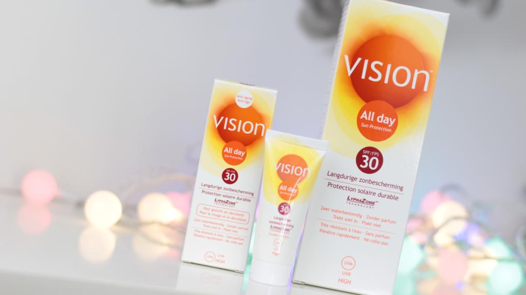 Vision Zonbescherming - 1 van 4