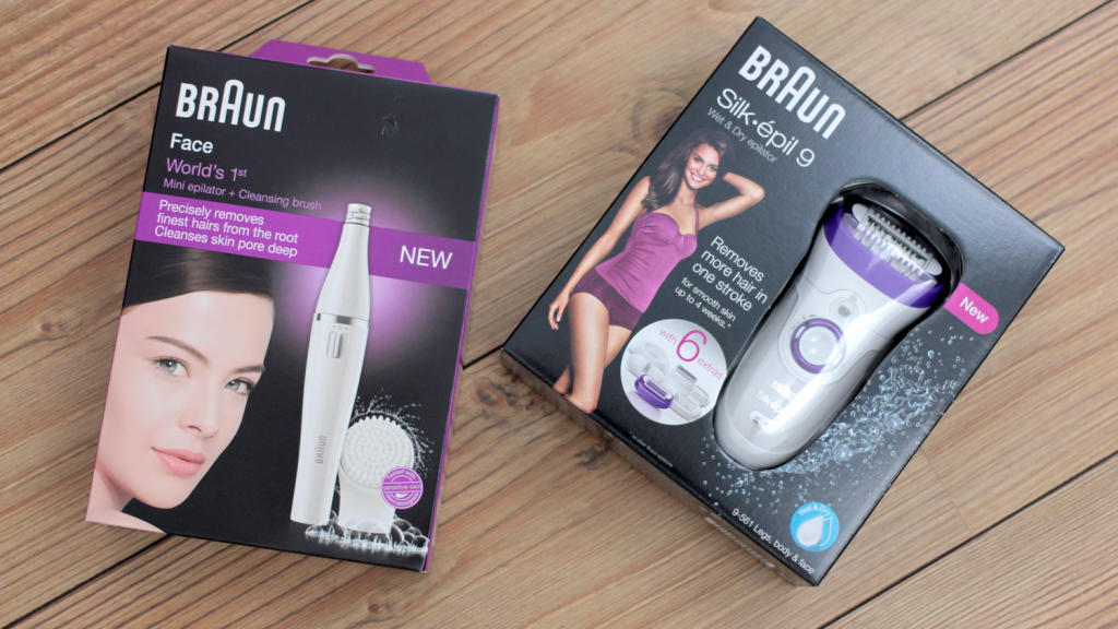 Braun Silk épil 9 + face brush - 9 van 9