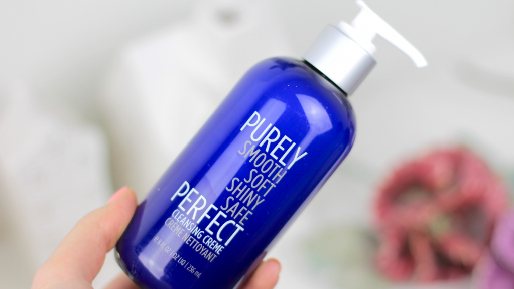 Purely Perfect Cleansing Cream - 4 van 5