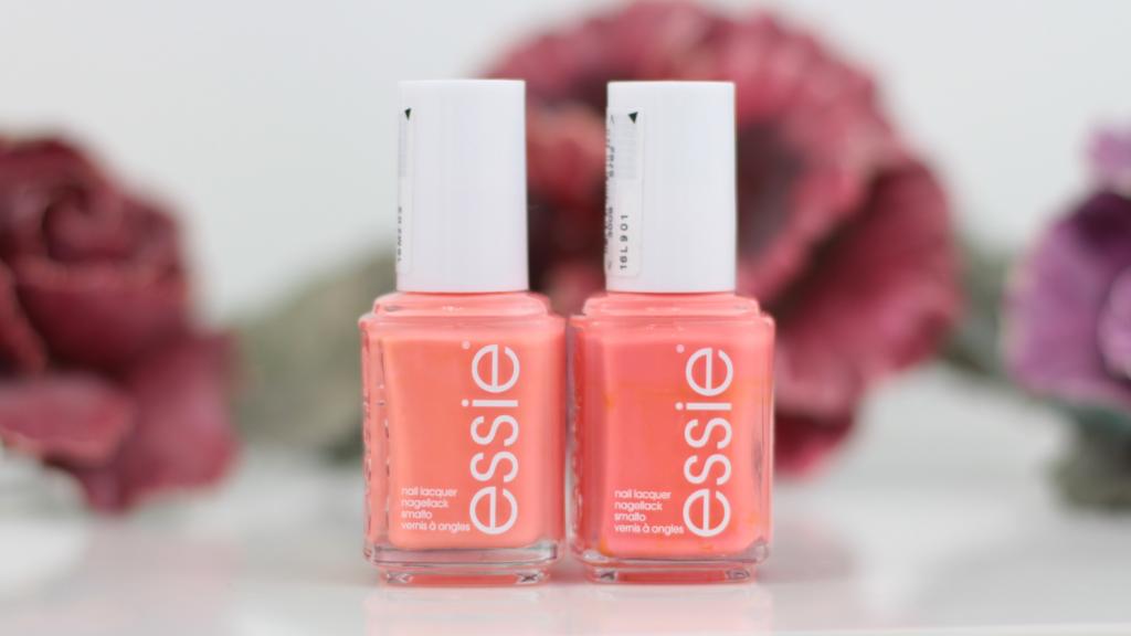 Essie Peach Side Babe - 2 van 2