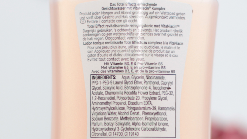 Olaz Total Effects Anti-Verouderings Tonic - 2 van 3