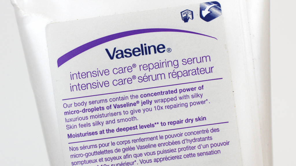 Vaseline Intensive Care Reparing Serum - 2 van 5