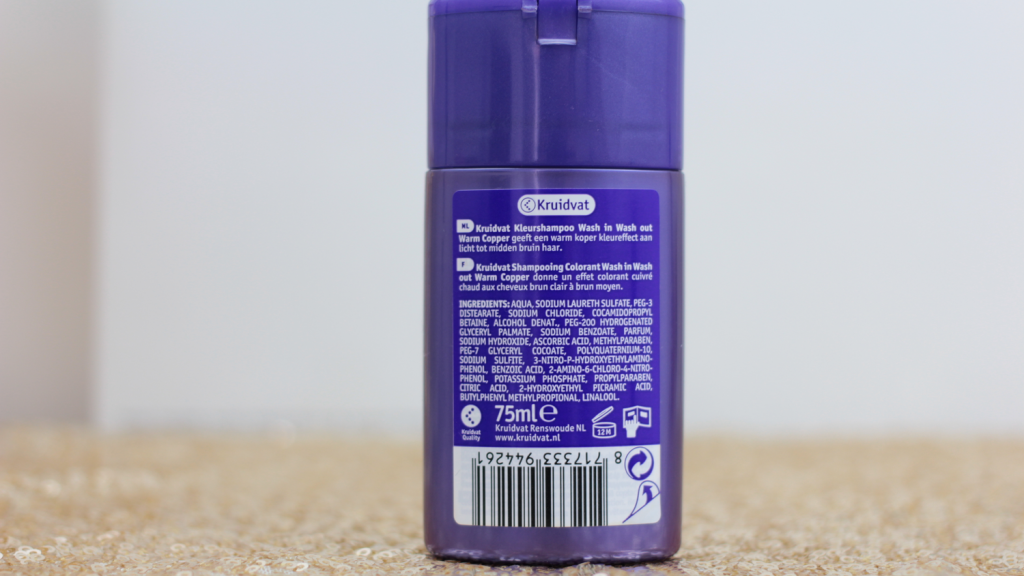 Kruidvat Wash In Wash Out Kleurshampoo - 3 van 10