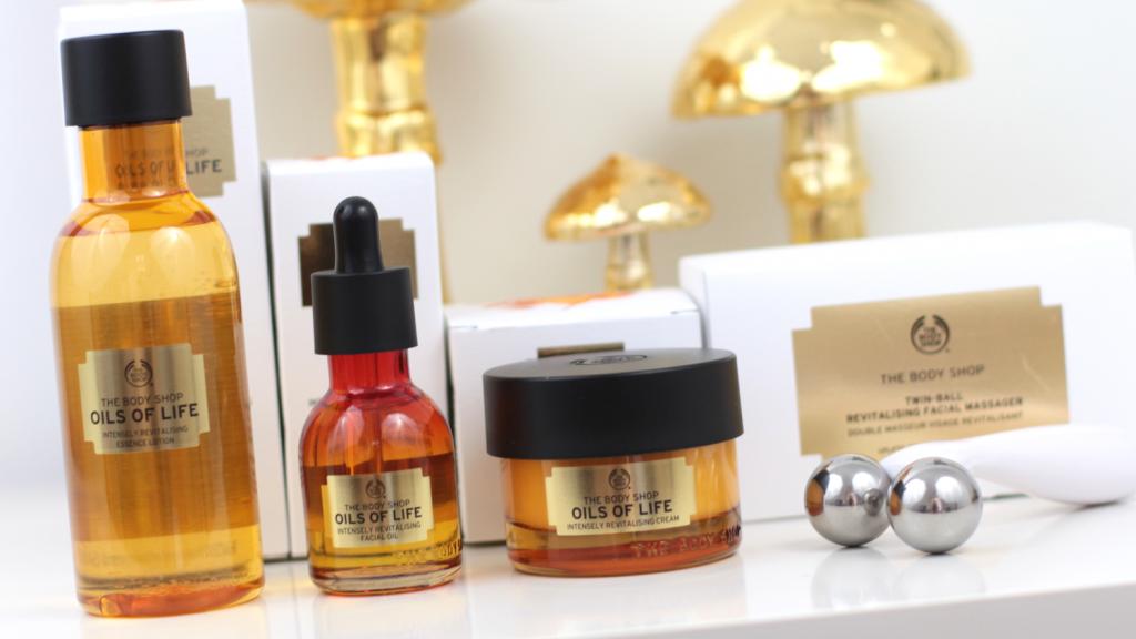 The Body Shop Oils of Life - 10 van 16