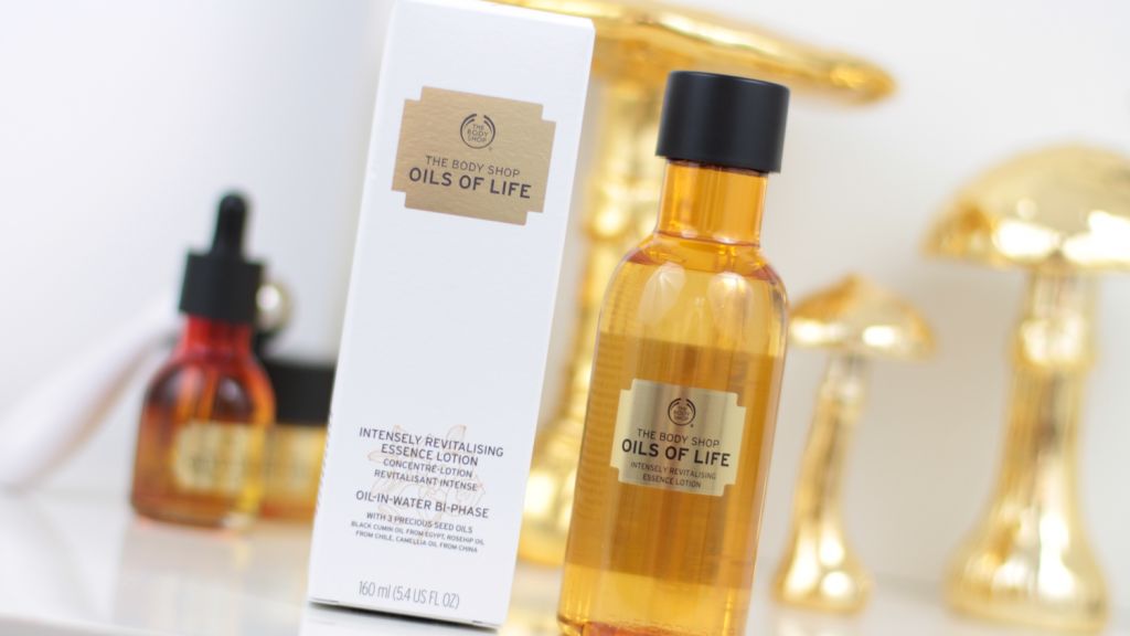 The Body Shop Oils of Life - 3 van 16