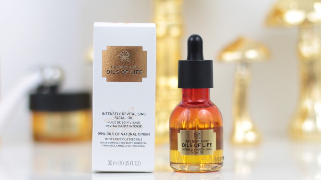 The Body Shop Oils of Life - 4 van 16