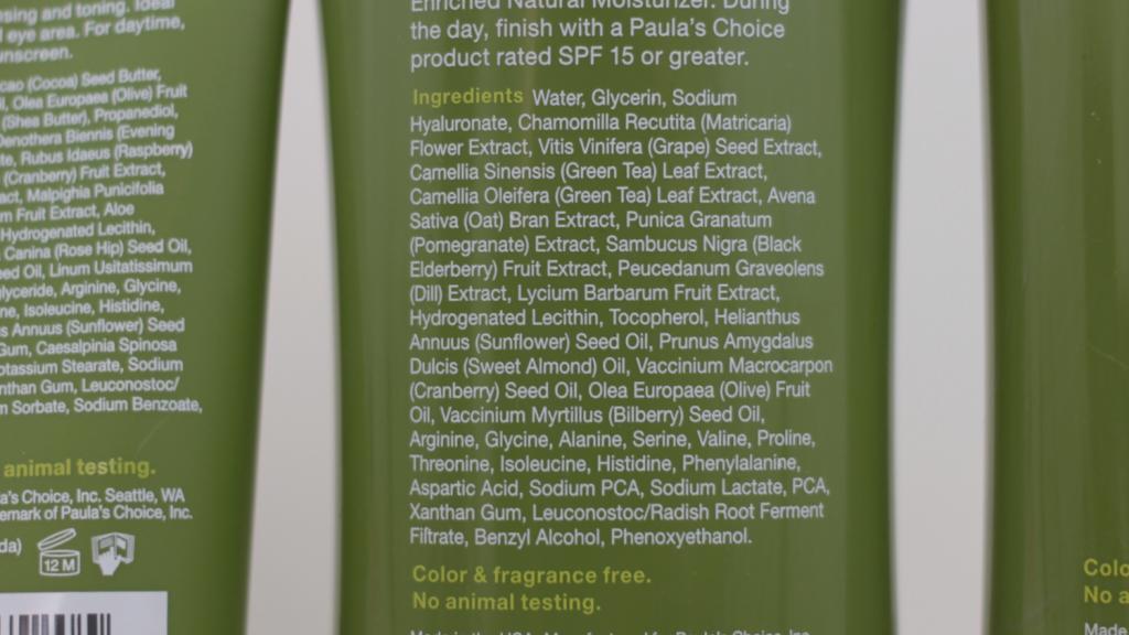 Natuurlijke cosmetica - 2 van 6