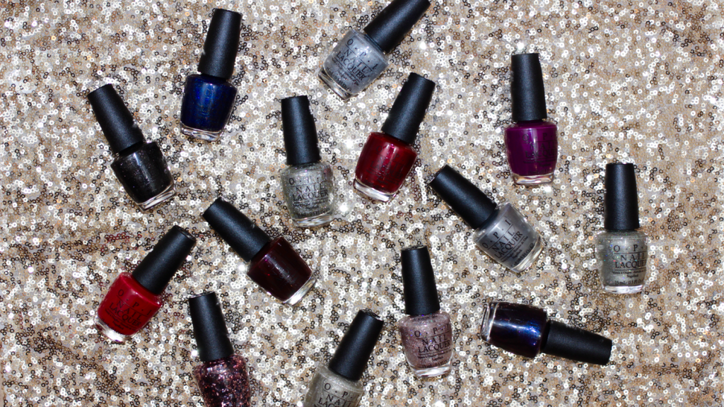 OPI Starlight collectie Holiday Winter 2015 - 15 van 15