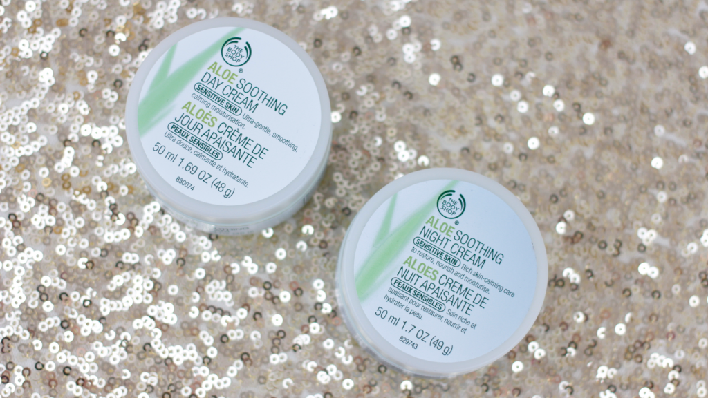 The Body Shop Aloe Day Night Cream - 1 van 8