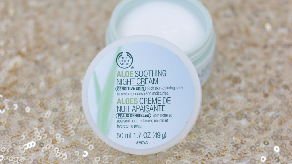 The Body Shop Aloe Day Night Cream - 4 van 8